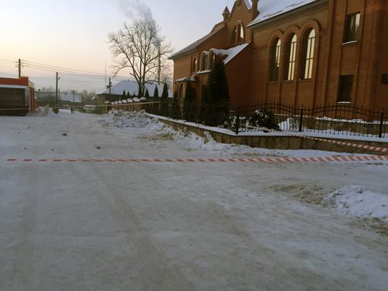 бійка зі стріляниною в Олевську на фото 2