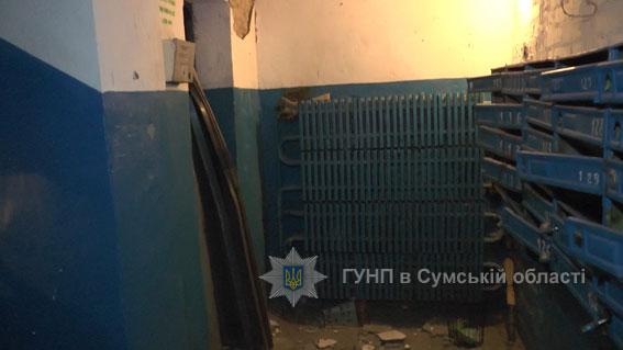 взрыв в многоэтажке в Сумах по ул. Металлургов, фото 4