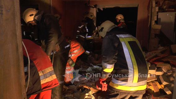 взрыв в многоэтажке в Сумах по ул. Металлургов, фото 6
