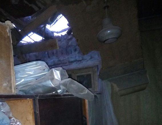 последствия обстрела жилого сектора Авдеевки на фото 4