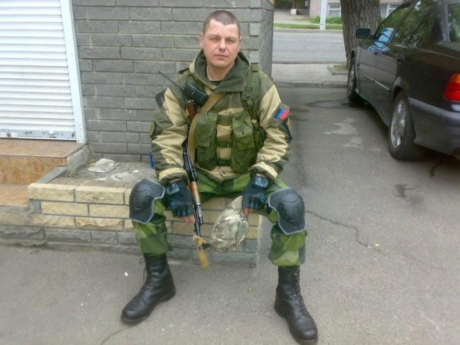 """боевик """"ДНР"""", осужденный заочно к 9 годам заключения, фото 1"""