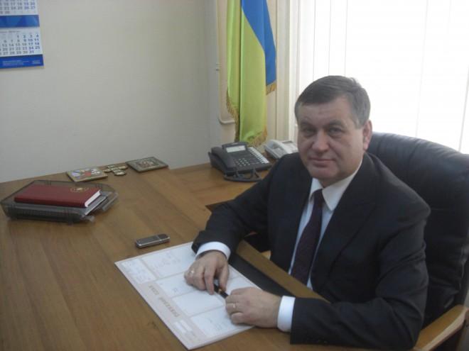 Сергій Артюх, директор Фонду соціального захисту інвалідів
