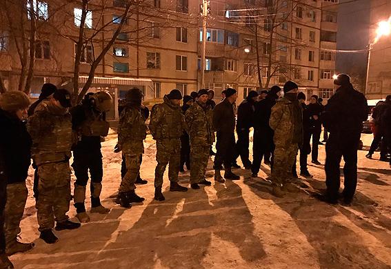 конфликт в Харькове на Алексеевке со стрельбой на фото 1