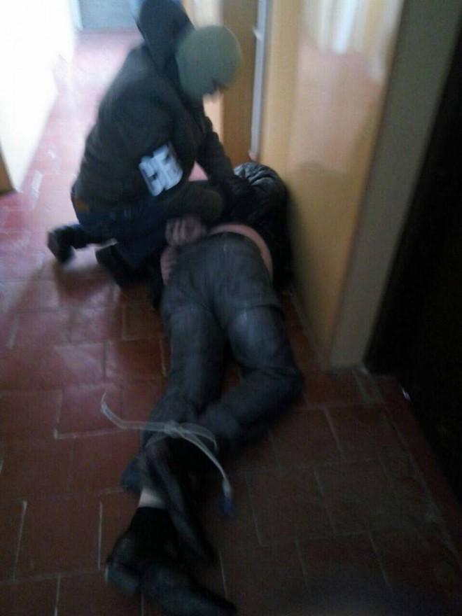 затримання сільського голови Мартусівки на хабарі в 250 тис євро на фото 1