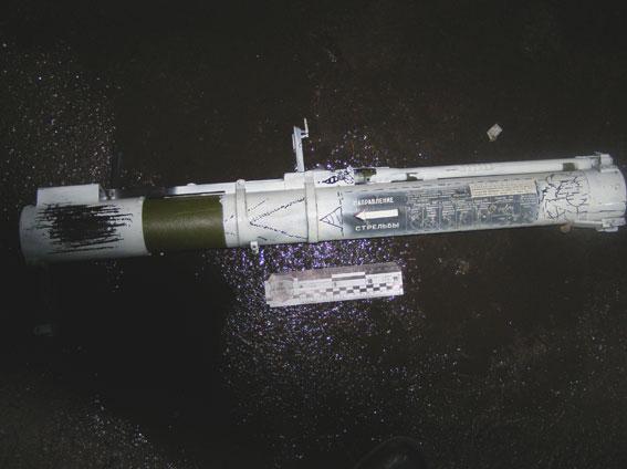 в Рівному вистрелили з гранатомету у будівлю патрульної поліції на фото 5
