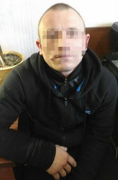 затриманий в Слов′янську колишній бойовик на фото