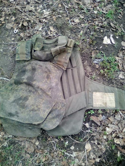 знайдені на Донеччині сліди російської присутності на фото 2