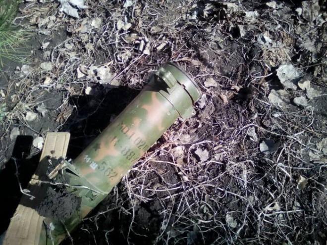 російська зброя на Донбасі на фото 2
