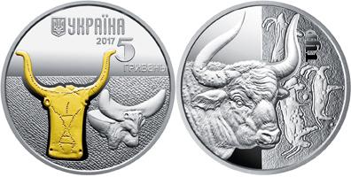 пам′ятна монета Тур на фото