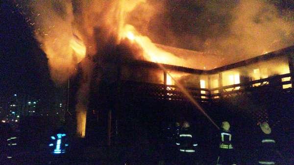 пожежа бані на Райдужному фото