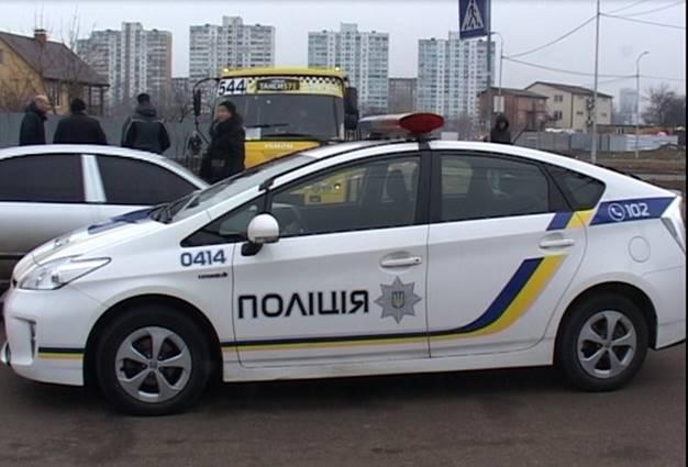 викрадення маршрутки у Києві зі стріляниною на фото 2