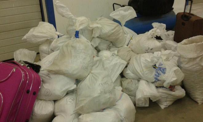 контрабанда, яку пропустили українські митники на фото 1