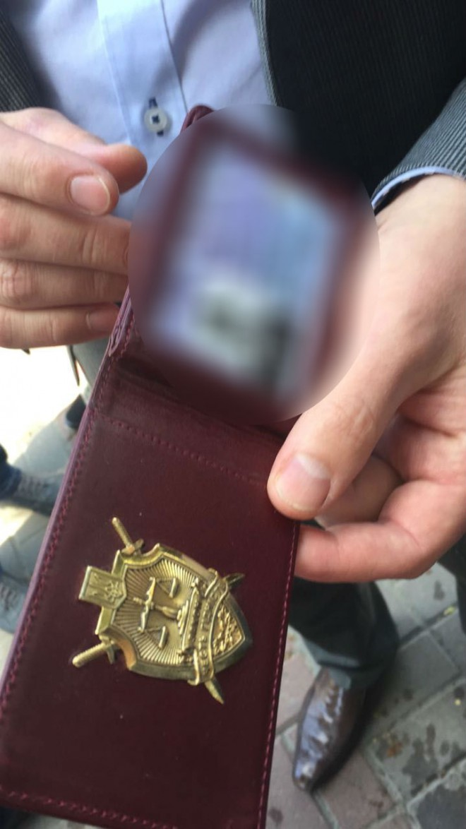 руководителя управления Генпрокуратуры задержали на взятке на фото 2