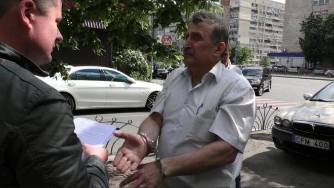 затримання за вимагання грошей нібито для генпрокурора Луценка на фото 1