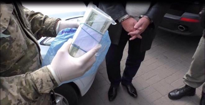 затримання за вимагання грошей нібито для генпрокурора Луценка на фото 2