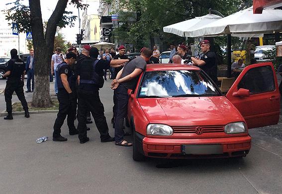 Провокацию под посольством Польши вКиеве готовили спецслужбы РФ— СБУ