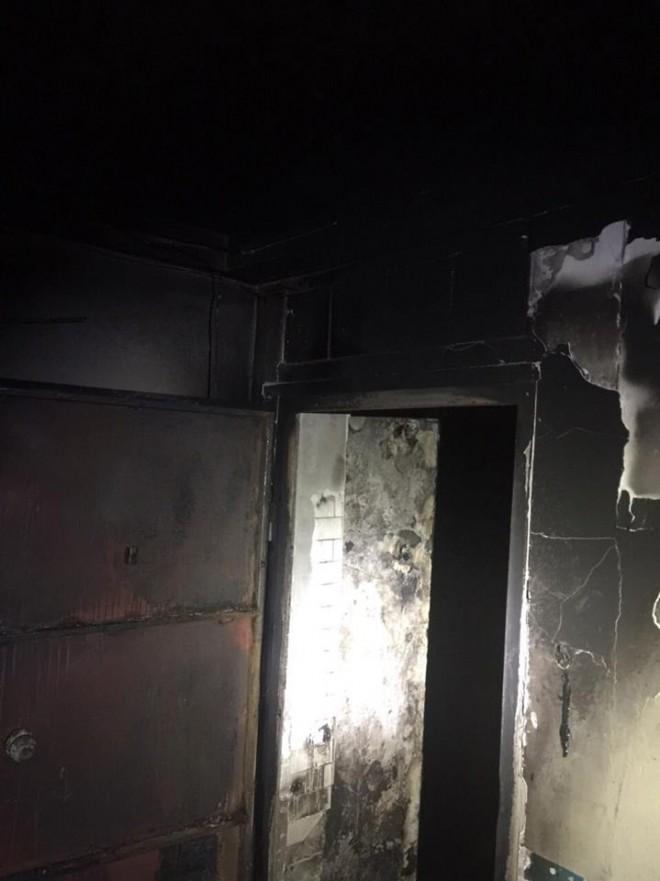 вибух гранати у багатоповерхівці у Дніпрі на фото 2