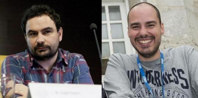 іспанські журналісти-фрілансери Памплієга та Састре