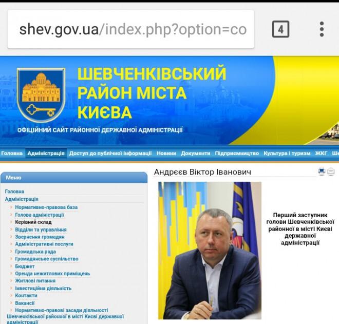 Виктор Андреев на фото