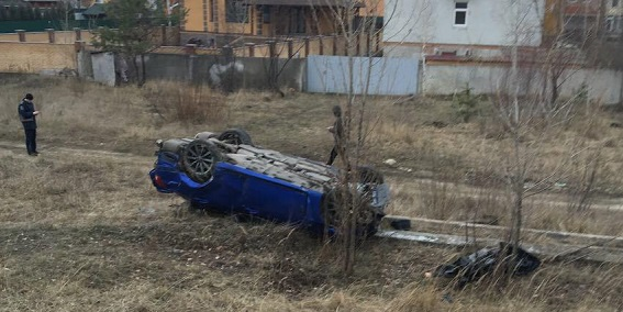 аварія на Богатирській фото 2