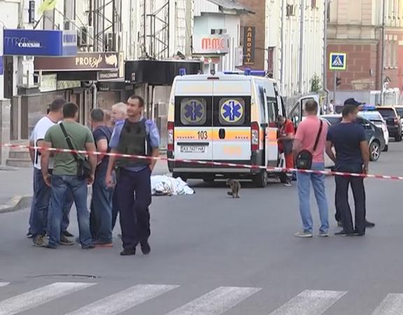 Милиция задержала подозреваемого— Убийство вХарькове