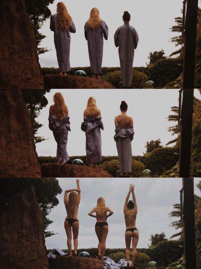 голые фото игра престолов