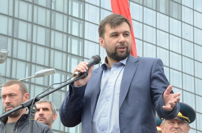 Пушилін Денис Володимирович - фото