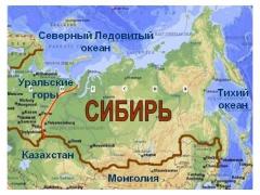 После присоединения к Таможенному союзу, украинцев хотят переселять в Сибирь - фото
