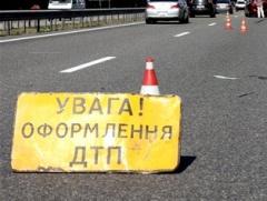 Автобус с футболистами ФК «Одесса» попал в аварию - фото