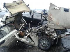 На Харьковщине произошла авария с участием 5 автомобилей - фото