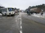 На Львовщине в результате столкновения автобуса с грузовиком погибли 5 человек