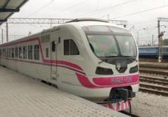 Парк подвижного состава Львовской железной пополнился новым дизель-поездом отечественного производства - фото