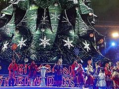 По случаю Рождества на Крещатике организуют массовые гуляния - фото