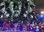 По случаю Рождества на Крещатике организуют массовые гуляния