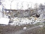 В Одессе обрушился строящийся супермаркет, пострадали 3 человека