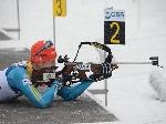 Биатлонист Сергей Семенов завоевал золото