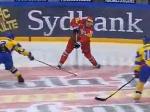 Хоккеисты Украины не смогли победить белорусов