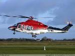 Один вертолет «Черноморнефтегаз» застрахован вдвое дороже, чем Чернобыль