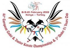 Сборная Украины по каратэ на чемпионате Европы завоевала три бронзы - фото