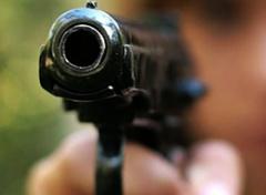 В Днепродзержинске стреляли в милиционеров, ранив одного - фото