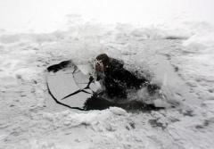 В Днепропетровске утонули двое рыбаков - фото