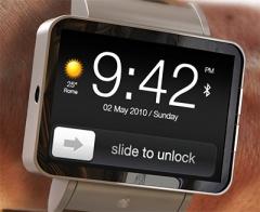 iWatch от Apple появится в продаже уже в этом году - фото