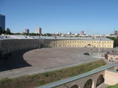Рейдеры захватили «Киевскую фортецю» - фото