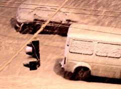 Въезд грузовиков в Киев ограниченно - фото