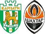Кубок Украины: «Шахтер» выиграл у «Карпат»