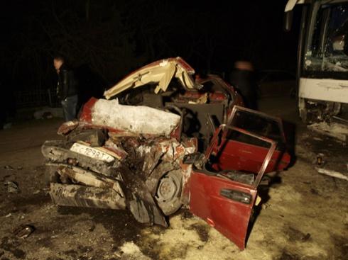 На Тернопольщине в аварии погибли 3 человека - фото