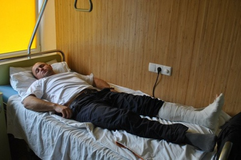 На Закарпатье избили депутата-регионала - фото