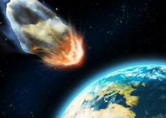 Назван самый опасный для Земли астероид - фото