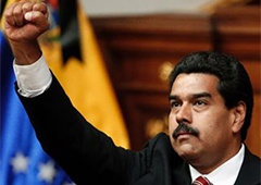 Николас Мадуро победил на выборах президента Венесуэлы - фото