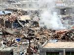 Сильное землетрясение в Китае - более 100 погибших и тысячи раненых